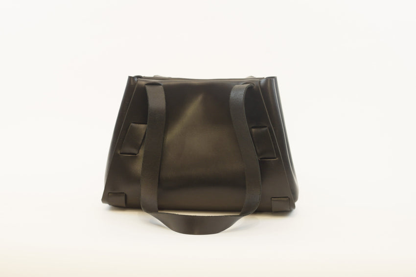 Adelle Stoll Handmade Armstrong Mini Classic Leather Tote