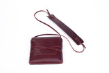Adelle Stoll handmade leather Tolay crossbody bag