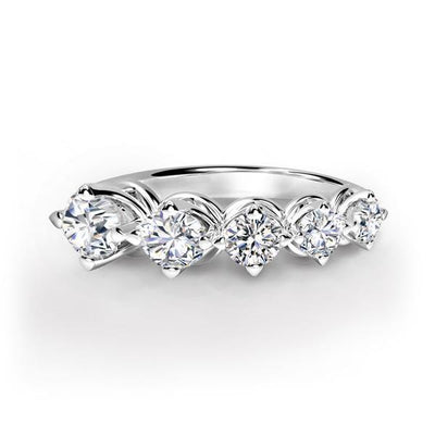 FOREVERMARK™ PURITY RING - KLARITY LONDON