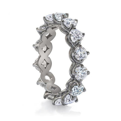 FOREVERMARK™  Eternity Ring - KLARITY LONDON