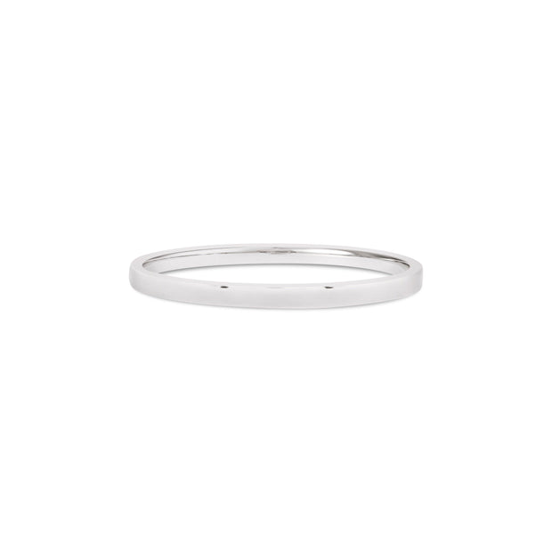 18K Gold | 1.3mm Stackable Flat Band