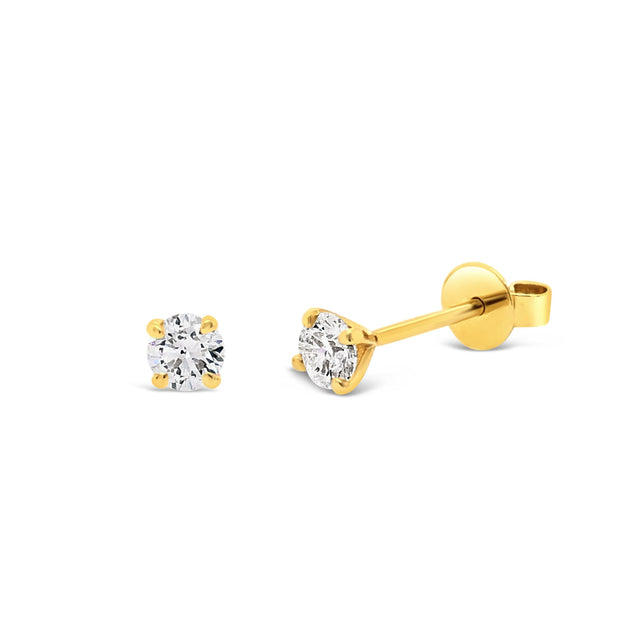 Mini Diamond Studs