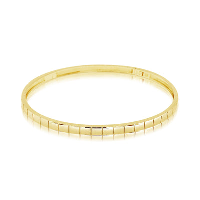 18K Gold | Bangle - KLARITY LONDON