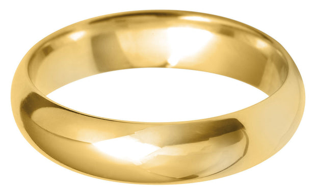Plain 18K Gold Wedding Package 2 - KLARITY LONDON