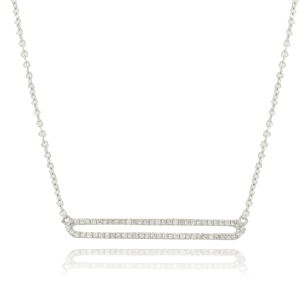 DIAMOND FASHION PENDANT by Dove - KLARITY LONDON