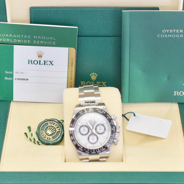 2019 New Rolex Daytona - KLARITY LONDON