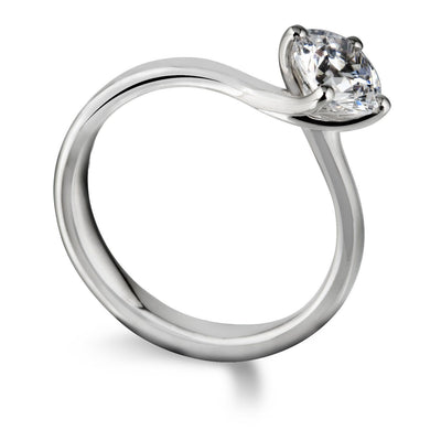 England Engagement Ring - KLARITY LONDON