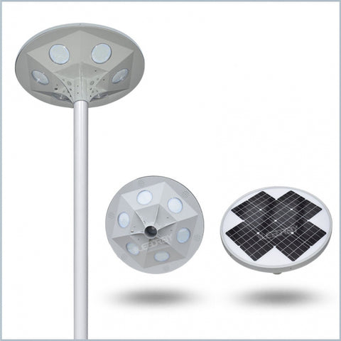 AR5313: Solar LED Garden Light 30-watts, 3,600lm