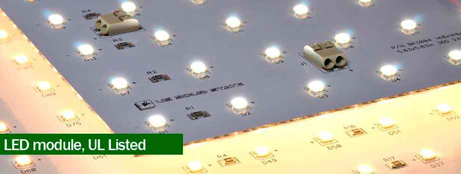 LED Backlight modules