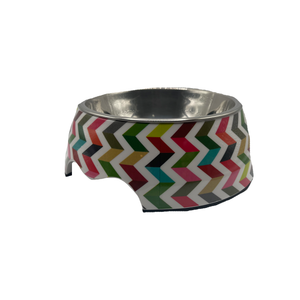 Picasso Medium Dog Bowl