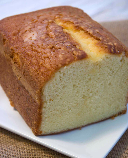 Lemon Pound Cake (Loaf)