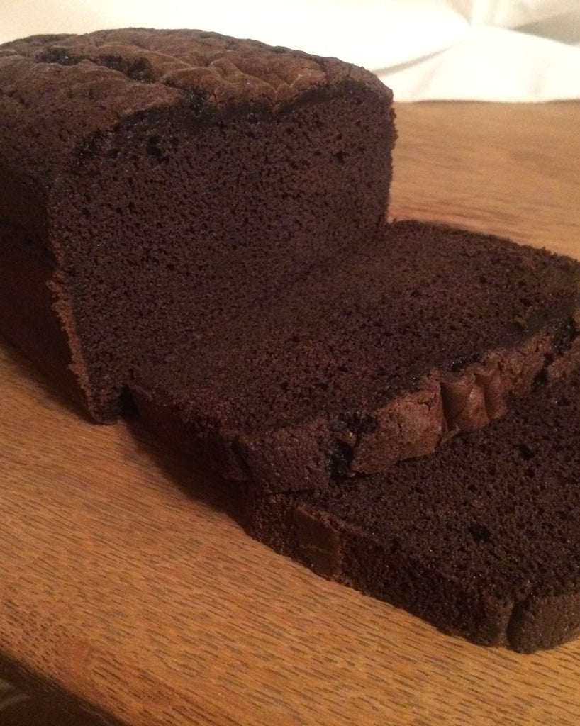 Dark Chocolate Pound Cake (Loaf) | A Little Taste of Heaven Bakery
