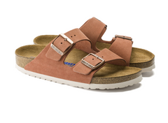 Arizona Soft Footbed Earth Red