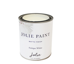 Jolie 1 qt. Paint (Antique White)