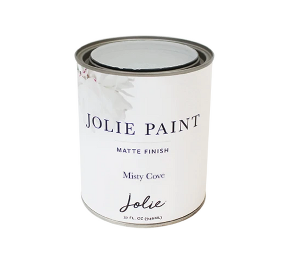 Jolie 1 qt. paint (Misty Cove)