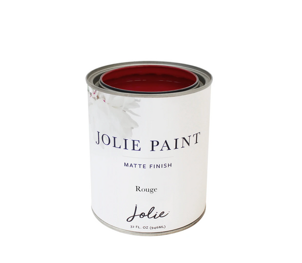Jolie 1 qt. paint (Rouge)