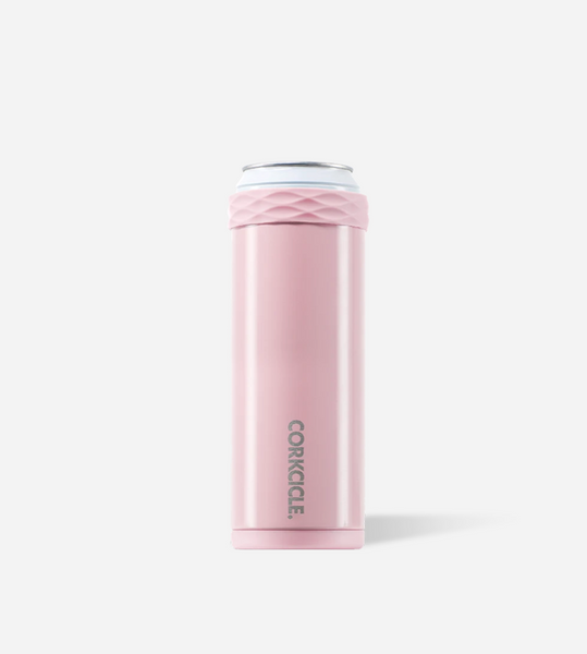 12 oz. Rose Quartz Slim Arctican