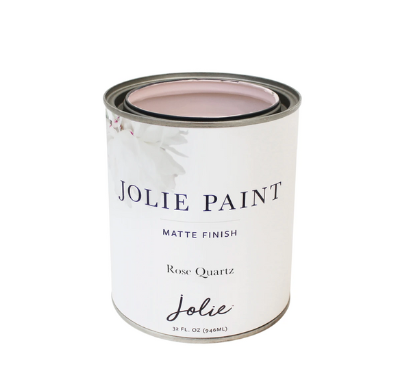 Jolie 1 Qt. Paint (Rose Quartz)