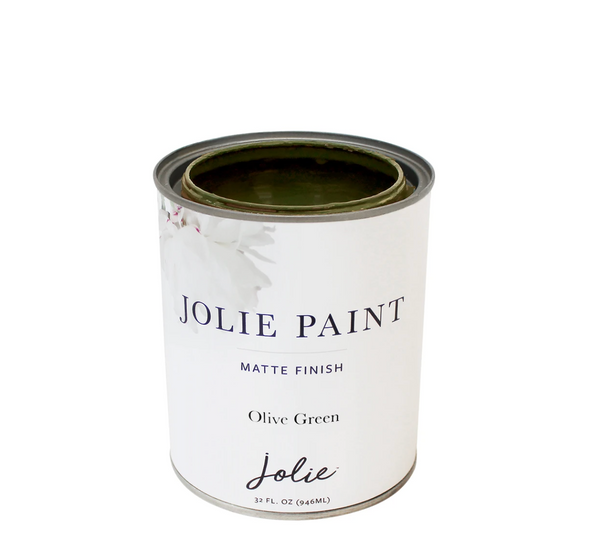 Jolie 1 qt. Paint (Olive Green)