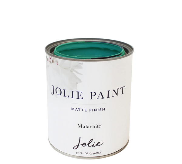 Jolie 1 qt. paint (Malachite)