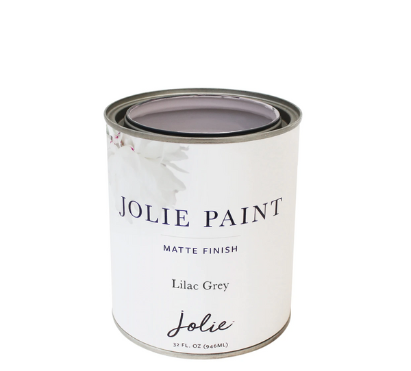 Jolie 1 qt. Paint (Lilac Grey)