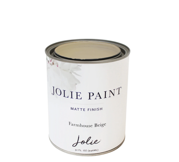 Jolie 1 qt. Paint (Farmhouse Beige)