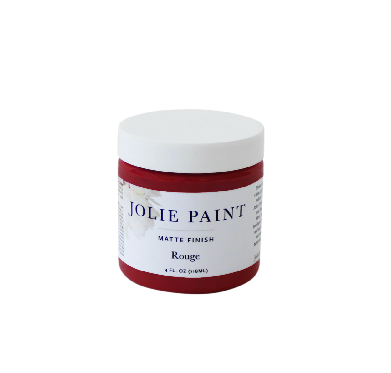 Jolie 4 oz. Paint (Rouge)