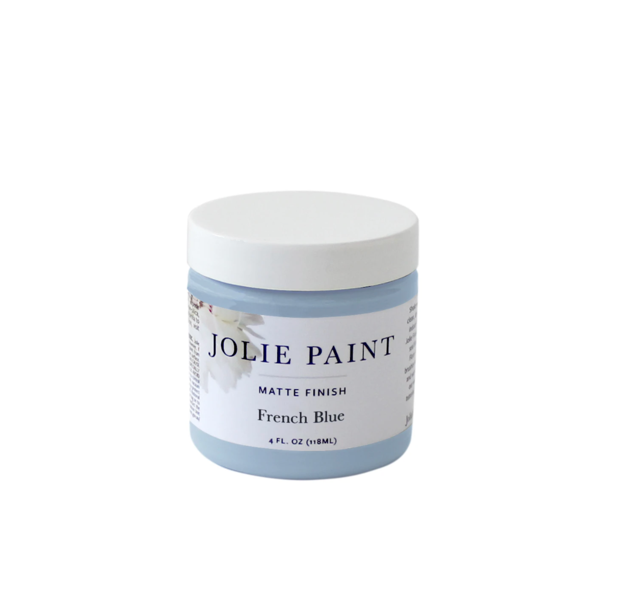 Jolie 4 oz. Paint (French Blue)