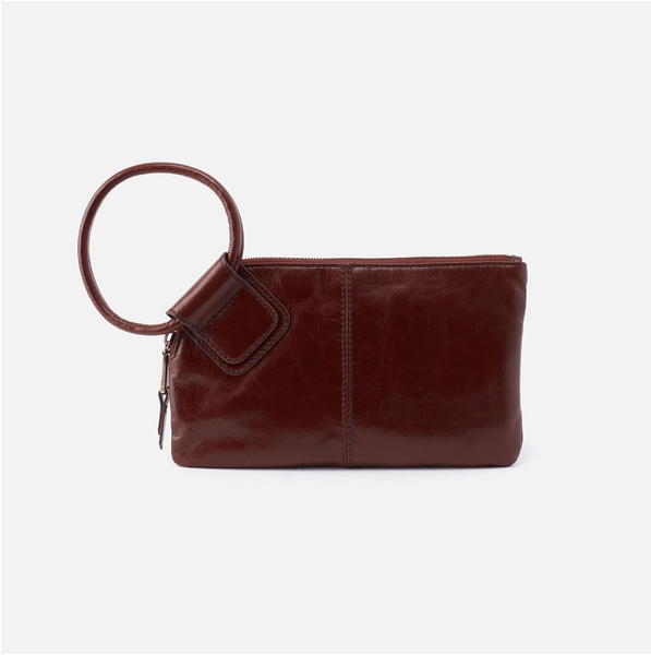 Sable Wristlet (Chocolate)