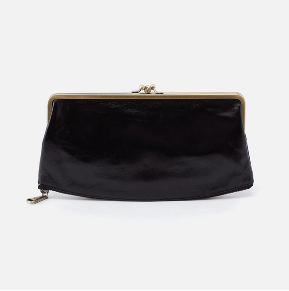 Mavis Clutch (Black)