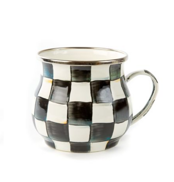 Mug - Courtly Check
