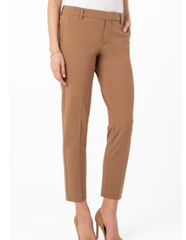 Kelsey Knit Trouser - Maple