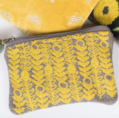 Green/Yellow Pouch - Small