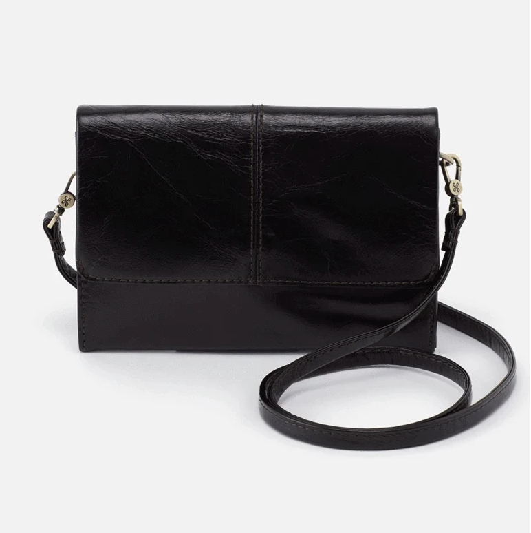 Jetty Crossbody (Black)