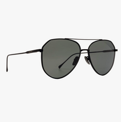 DASH - MATTE BLACK/GREY POLARIZED