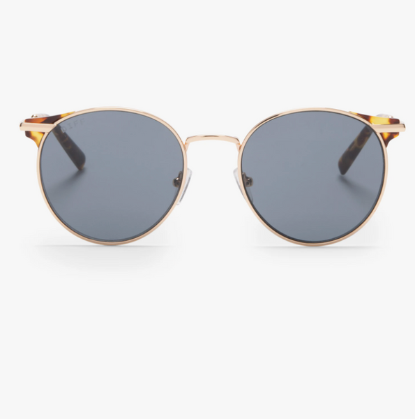 SUMMIT - GOLD/AMBER TORTOISE POLARIZED