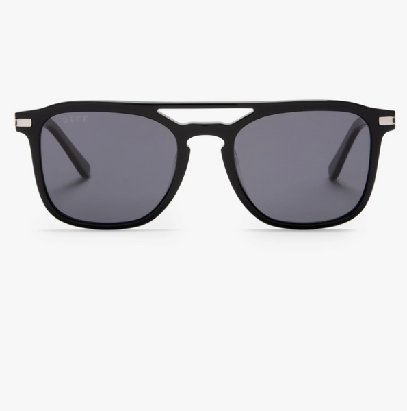 TANNER - BLACK/GREY POLARIZED
