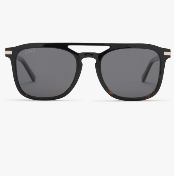 TANNER - SHADOW TORTOISE GREY POLARIZED