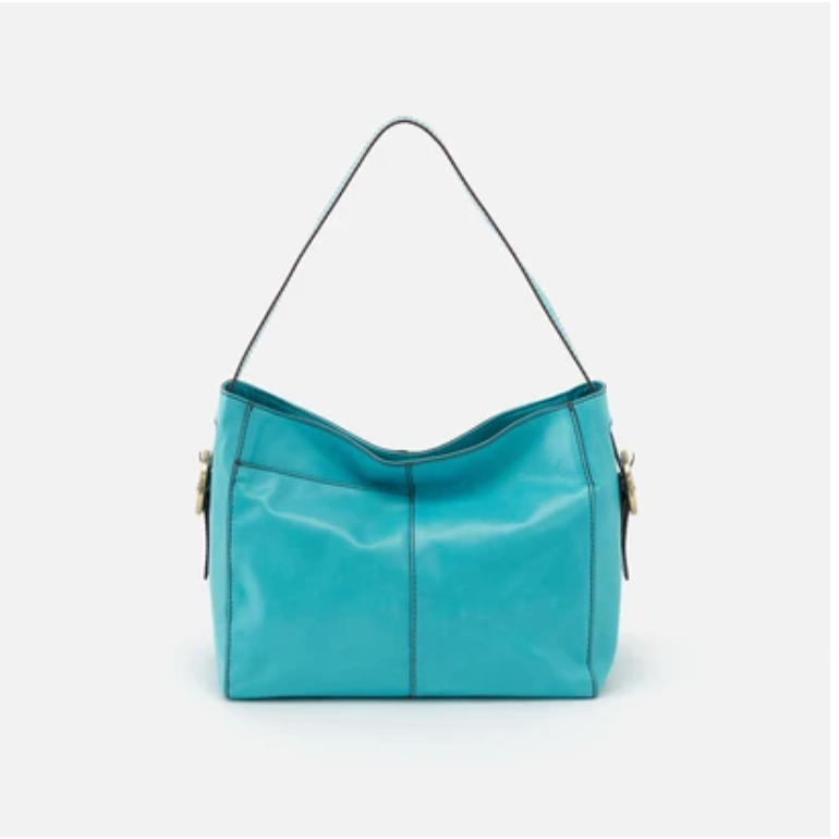 Render Shoulder Bag - Aqua