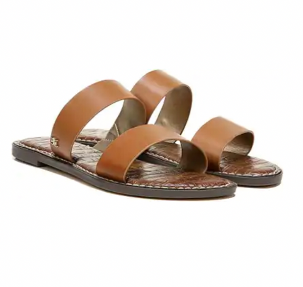Gala Sandal - Saddle Leather