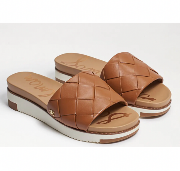 Adaley Sandal - Saddle Leather