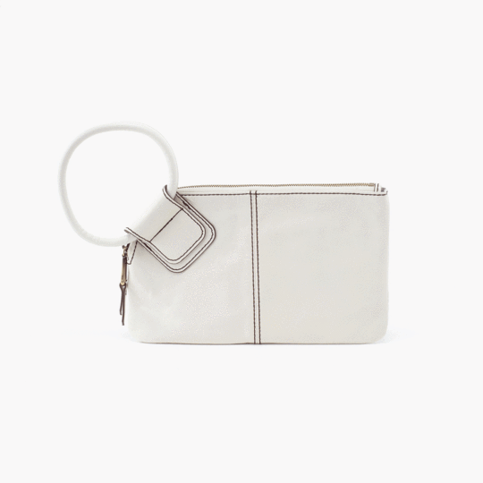 Sable Wristlet Clutch (Latte)