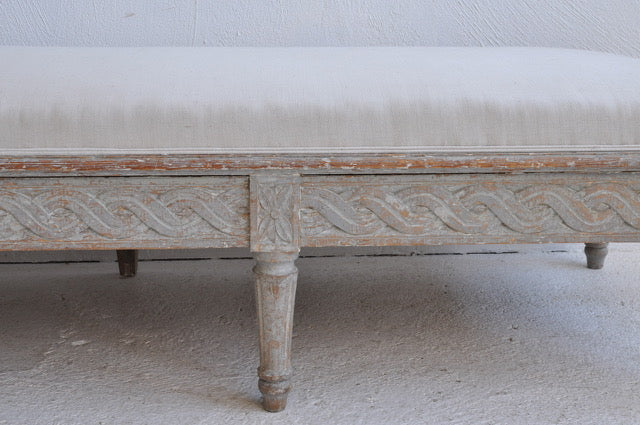 Antique Long Bench