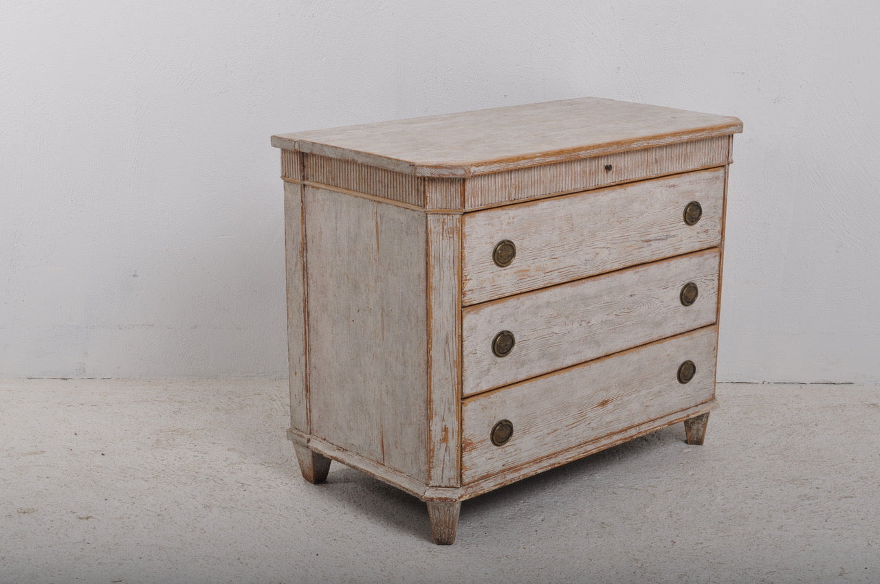 4 Drawer Commode
