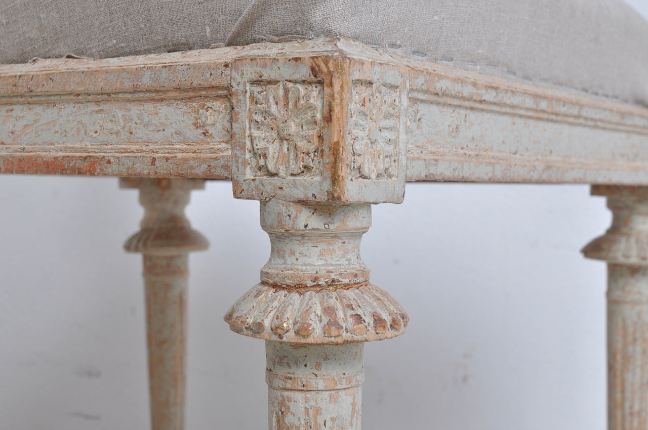 Pair of Gustavian Chairs