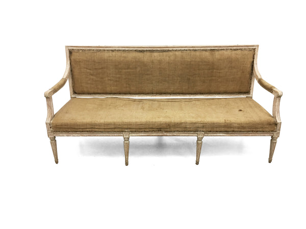 Antique Sofa Ca. 1770