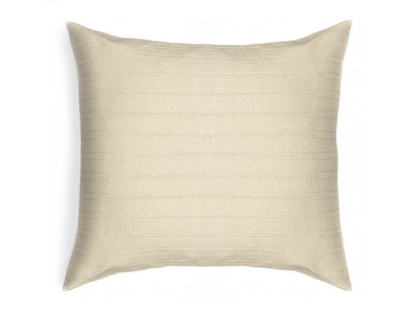 Textured Cotton Pillow