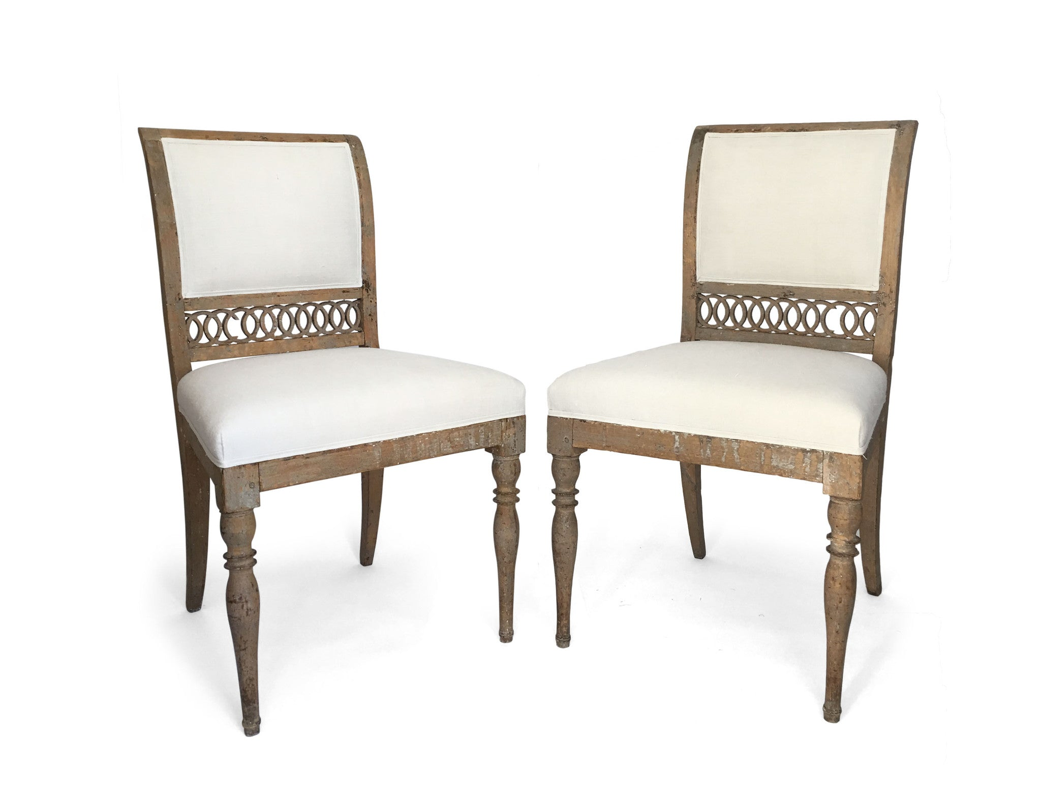 Swedish Side Chairs