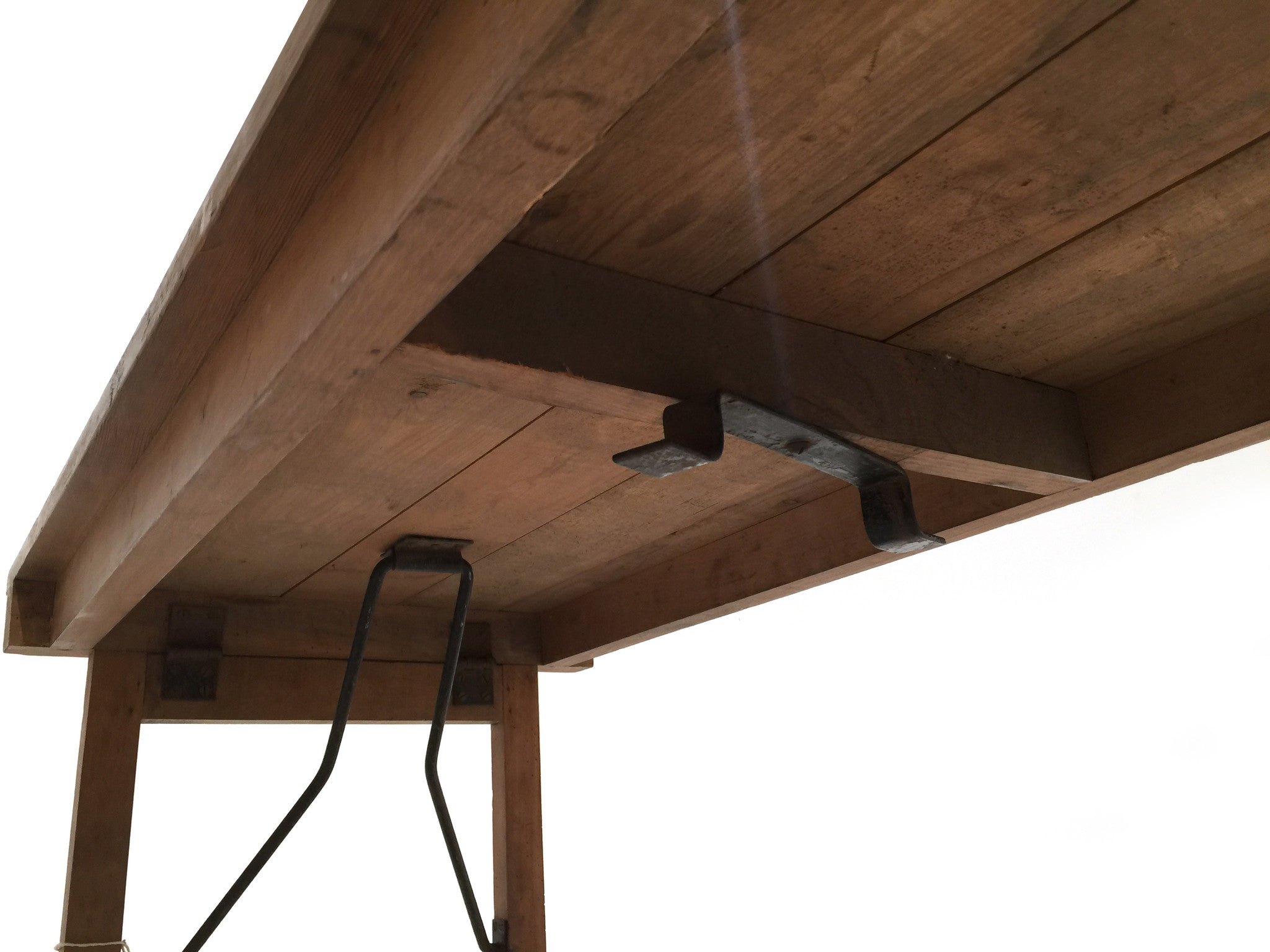Folding Wood Table