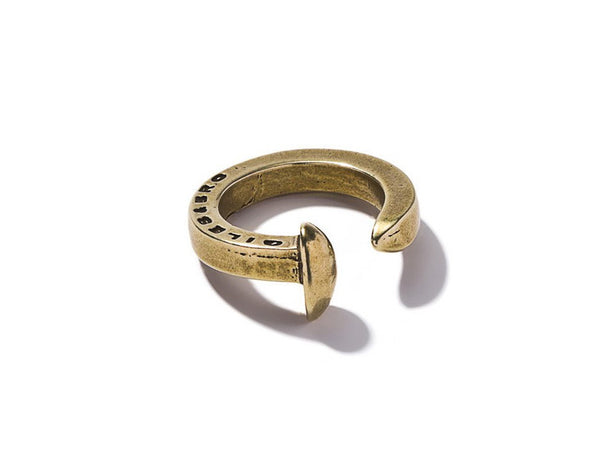 Railroad Spike Ring